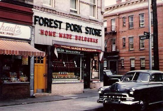 Forest Pork Store
